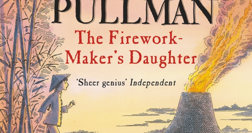 book review of the firework maker's